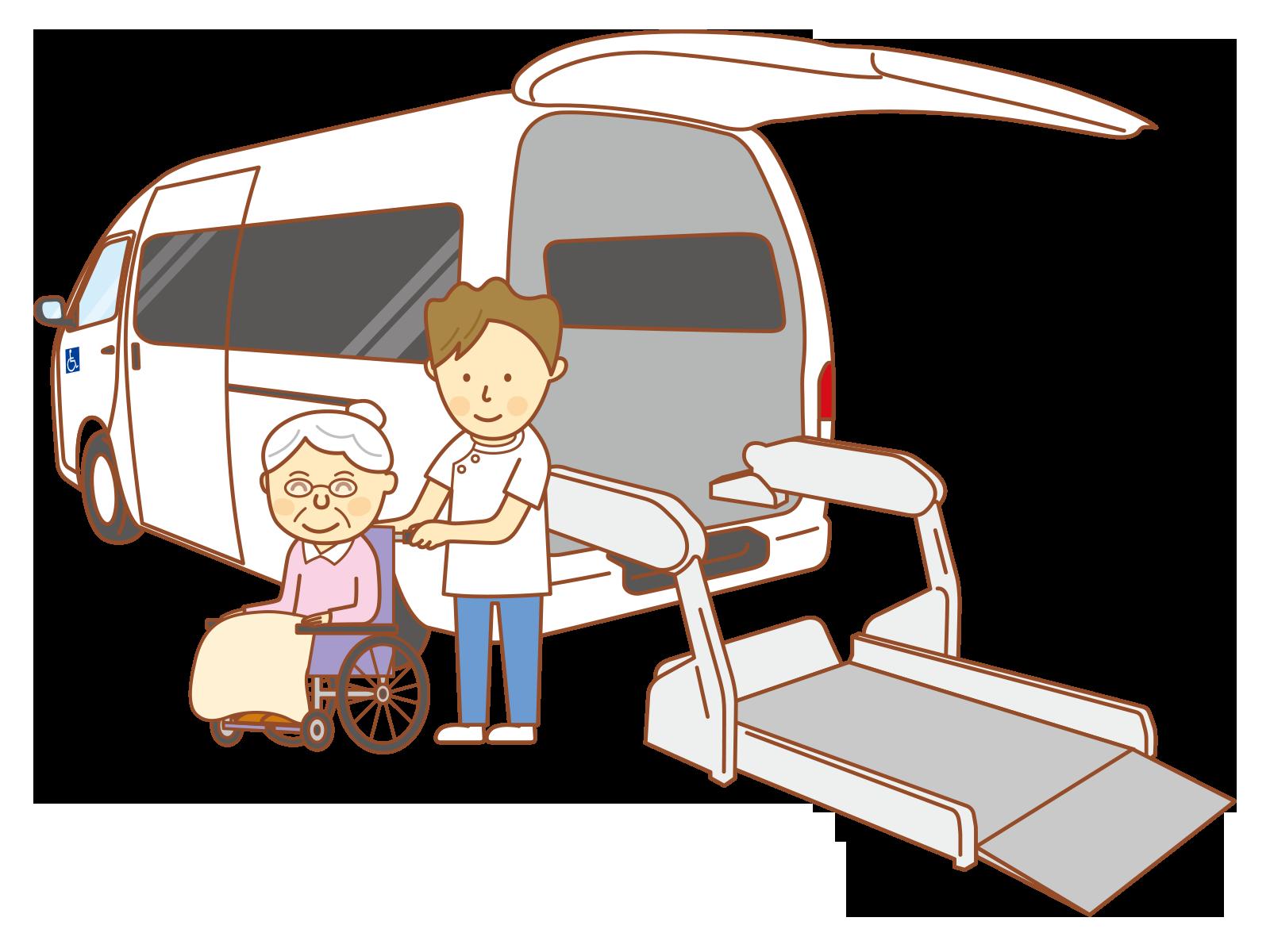 介護は軽費老人ホームの費用には介護は含まれない