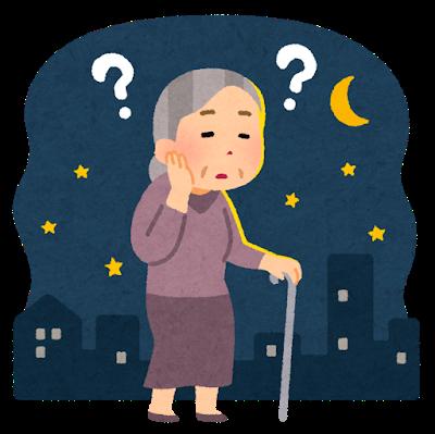 介護認定調査で認知症の症状を詳しく伝える